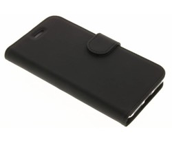Accezz Wallet TPU Booklet Huawei Y5 2 / Y6 2 Compact - Zwart