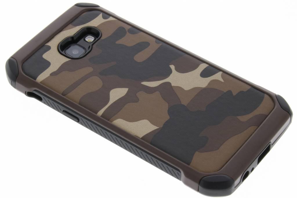 Bruin Army defender hardcase hoesje voor de Samsung Galaxy A5 (2017)