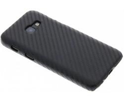 Carbon look hardcase hoesje Samsung Galaxy A3 (2017)