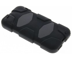 Zwart extreme protection army case iPhone 5c