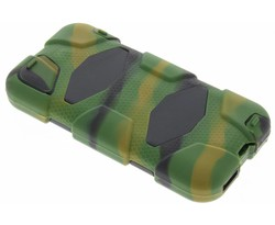 Legergroen extreme protection army case iPhone 5c