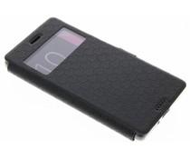 Zwart Rhombus hoesje Sony Xperia X