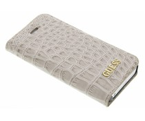 Guess Croco Book Case iPhone 5 / 5s / SE