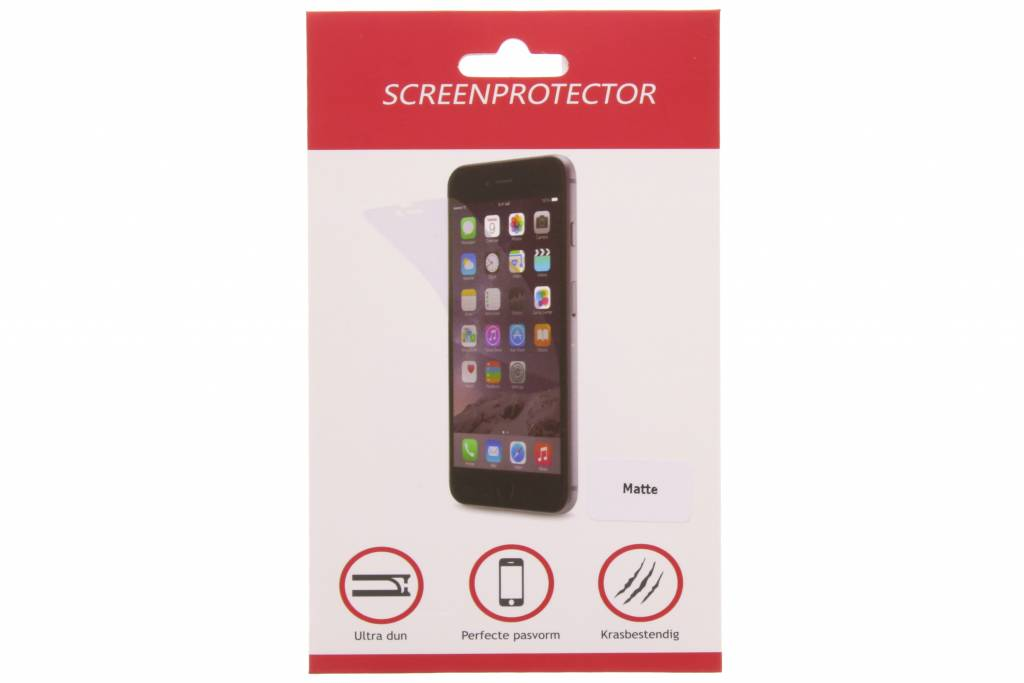 Screenprotector Huawei P8 Lite (2017)