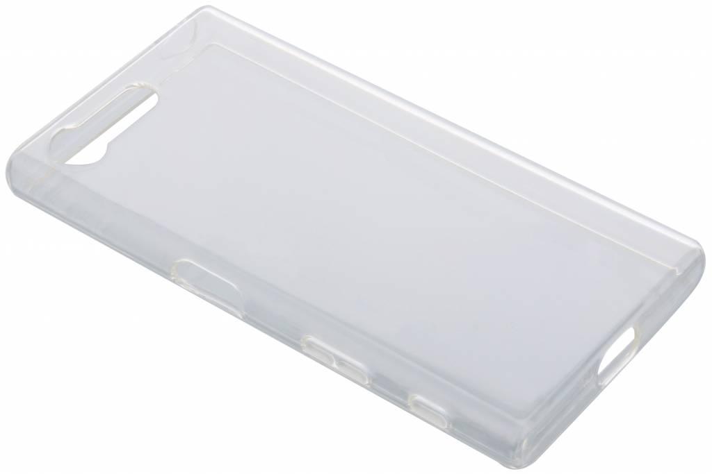 Transparante gel case voor de Sony Xperia X Compact