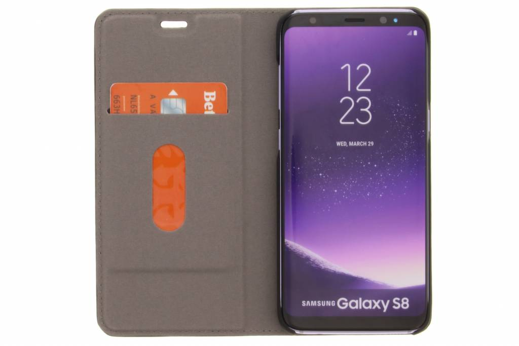 Bff Design Livret Blondie Pour Samsung Galaxy S8 TeHRfN9jc