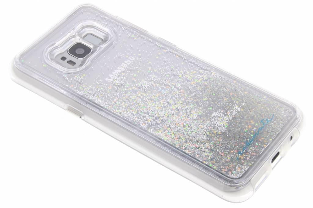 Case-Mate Zilveren Waterfall Case voor de Samsung Galaxy S8 Plus