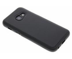 Lederen TPU case Samsung Galaxy A3 (2017)