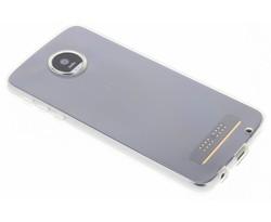 Accezz TPU Clear Cover Motorola Moto Z Play