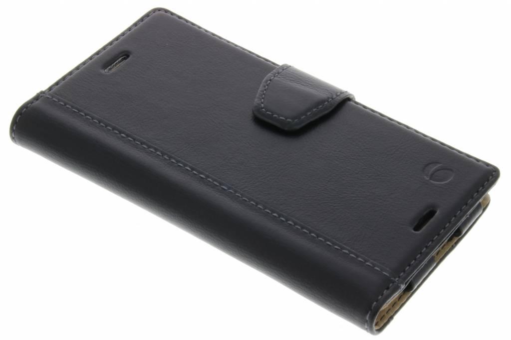 Krusell Sigtuna FolioWallet voor de Sony Xperia X Compact - Zwart