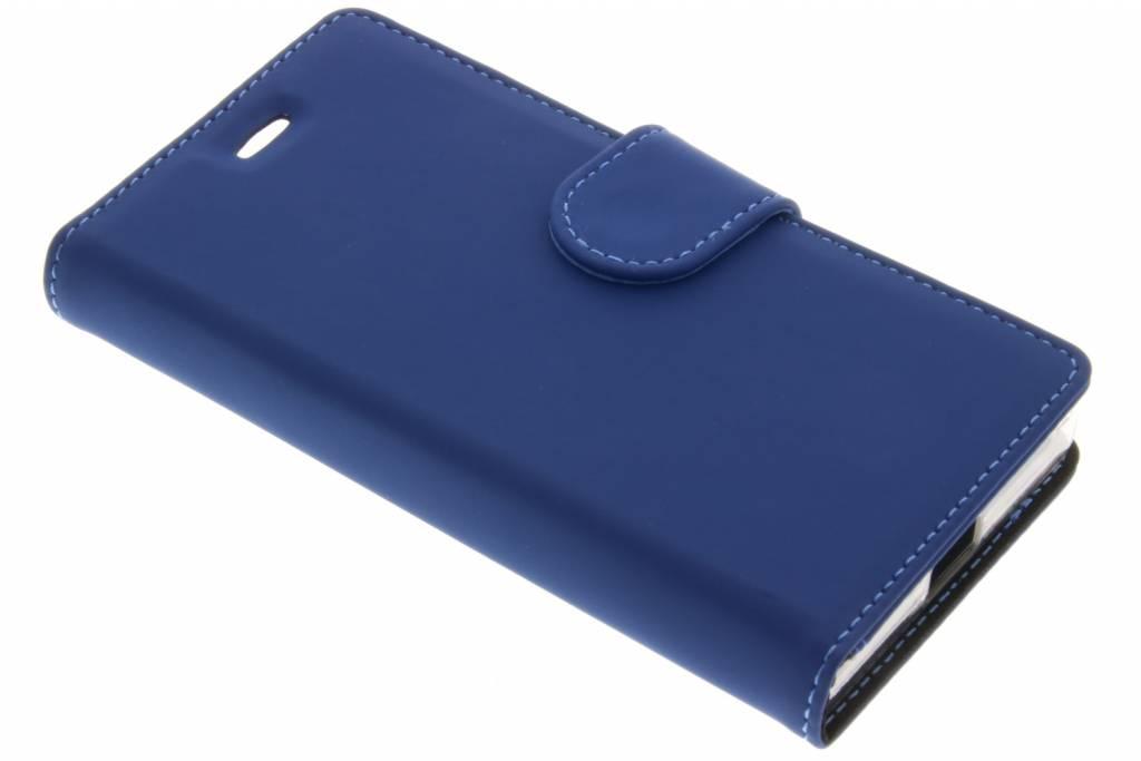 Accezz Wallet TPU Booklet voor de Sony Xperia X Compact - Blauw