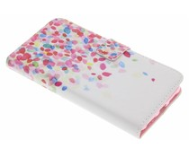 Design TPU booktype hoes Huawei Y5 2 / Y6 2 Compact