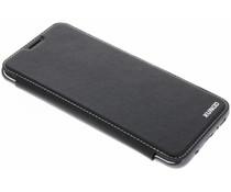 Zwart crystal slim book case Samsung Galaxy S8 Plus