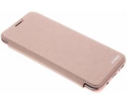 Roze crystal slim book case Samsung Galaxy S8 Plus