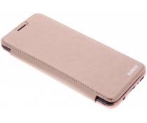 Crystal slim book case Samsung Galaxy S8