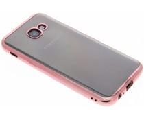 TPU hoesje met metallic rand Samsung Galaxy A5 (2017)