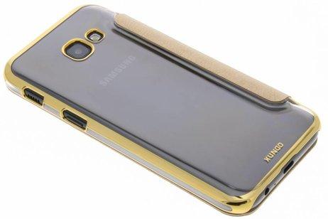 Cristal D'or Smart Cas De Livre Pour Le Samsung Galaxy A5 (2017) d3ggQt8Dv