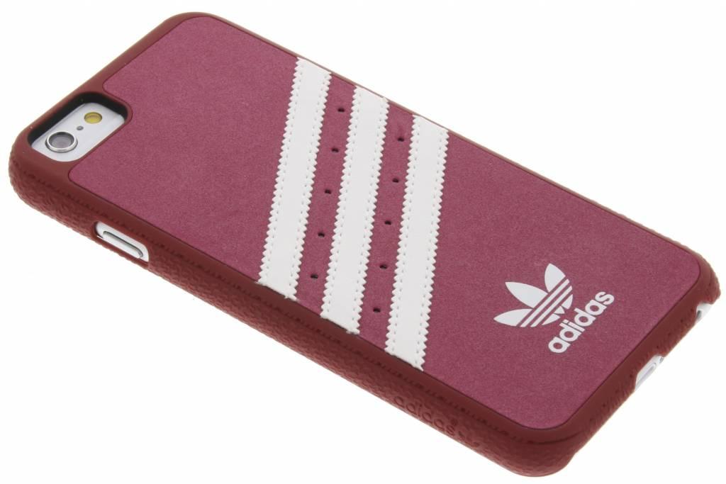 adidas Basics Moulded Case voor de iPhone 6 / 6s - Rood