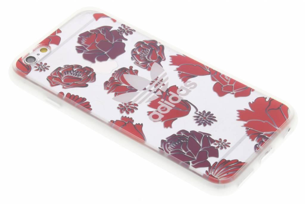 Originals Clear Case voor de iPhone 6-6s Bohemian Red