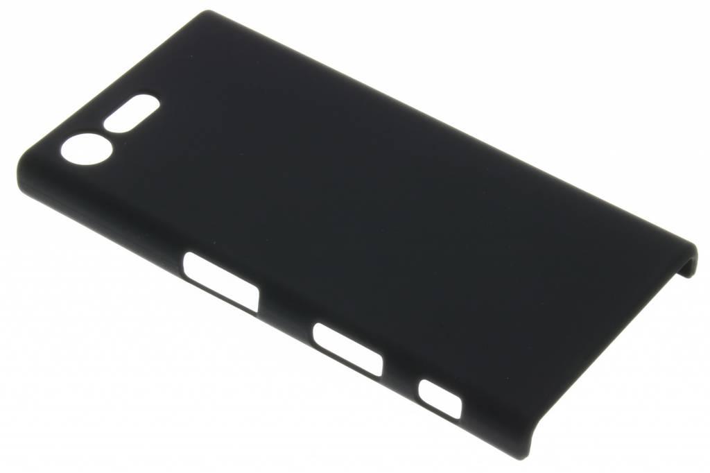 Simple Couverture Étui Rigide Noir Pour Sony Xperia X Compact g7UotKtd