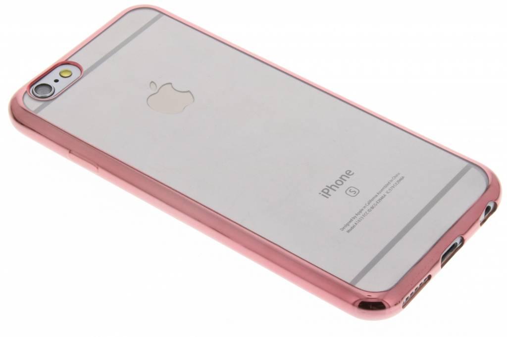 Fonex Sparkling Soft Case voor de iPhone 6 / 6s - Rose Gold
