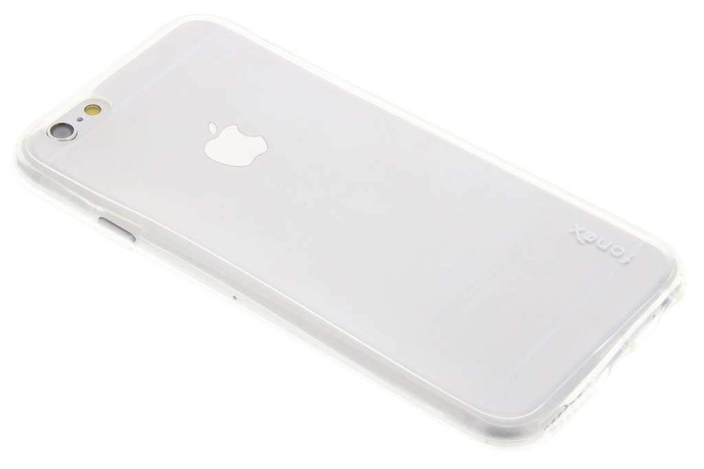 Fonex 360° Specter Soft Case voor de iPhone 6 / 6s - Transparant