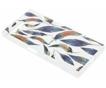 Ibiza feather case Sony Xperia X Compact