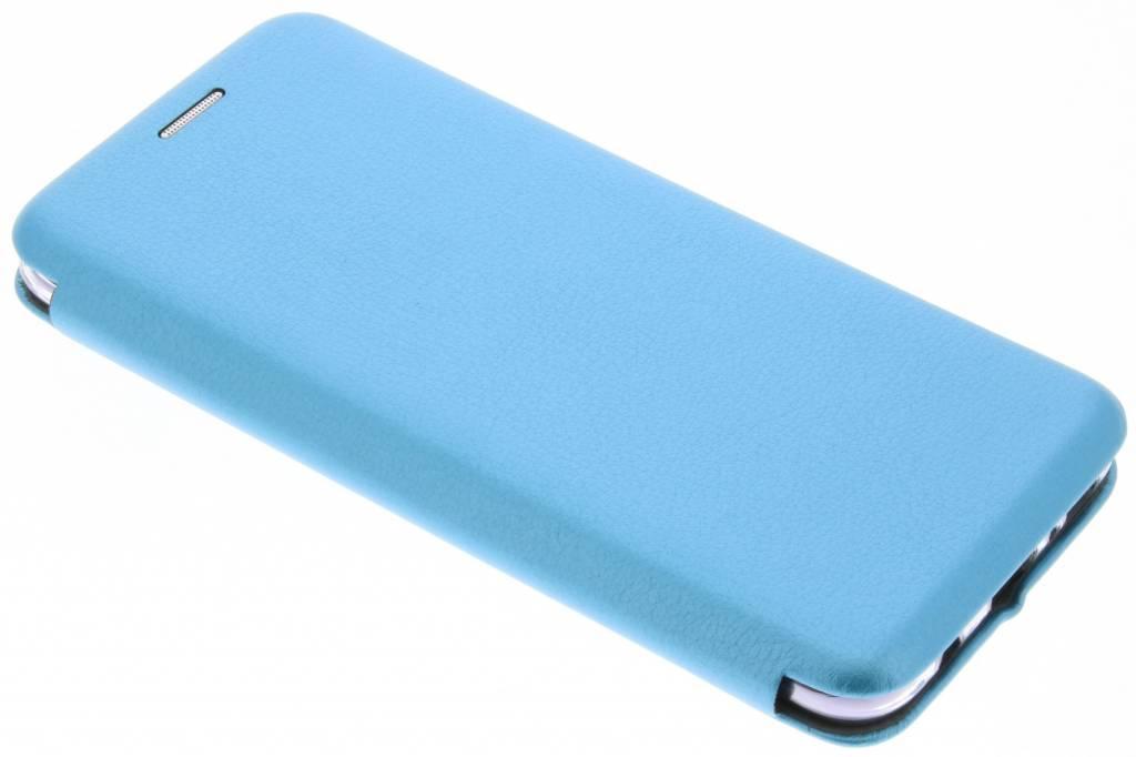 Blauwe Slim Foliocase voor de Samsung Galaxy S8