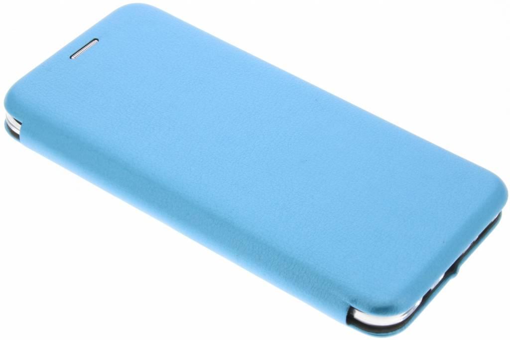 Blauwe Slim Foliocase voor de Samsung Galaxy S8 Plus