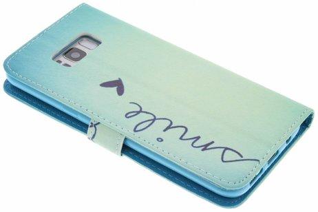 Lunettes De Soleil Conception Booktype Case Tpu Pour Samsung Galaxy S6 dCSkYcUm
