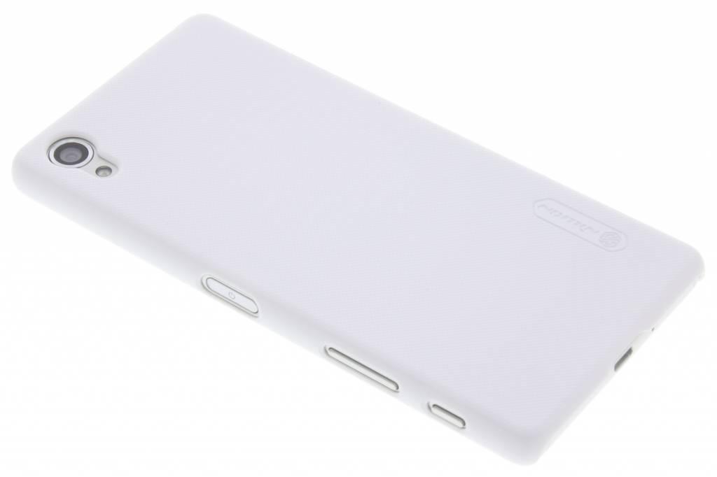 Nillkin Frosted Shield hardcase hoesje voor de Sony Xperia X - Wit
