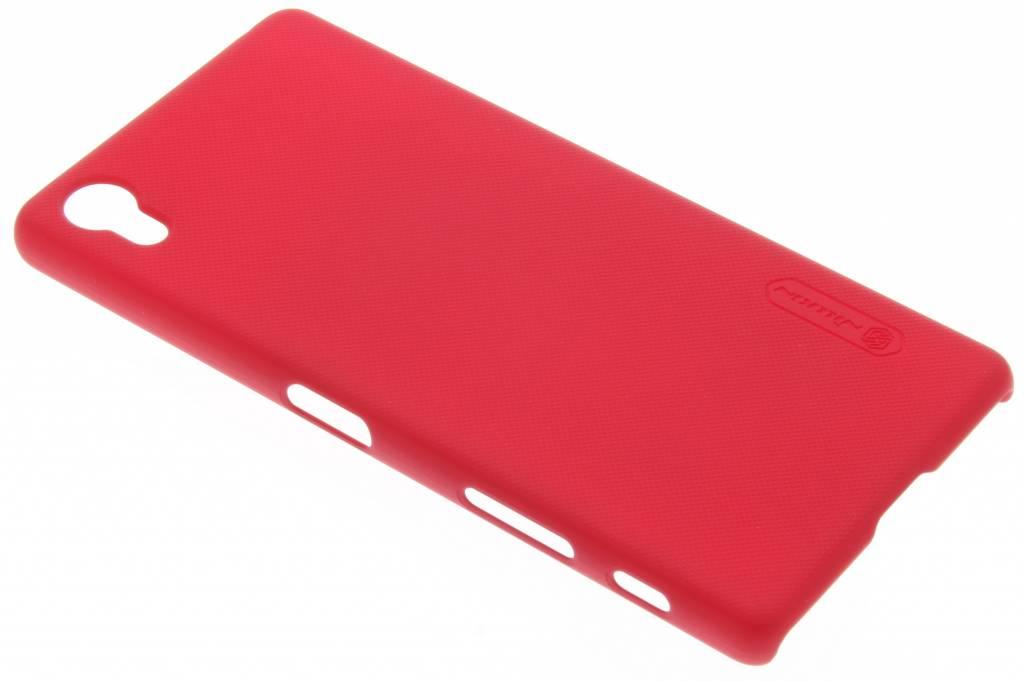 Nillkin Frosted Shield hardcase hoesje voor de Sony Xperia X - Rood