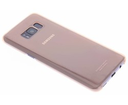 Samsung originele Ultra-Thin Clear Cover Galaxy S8