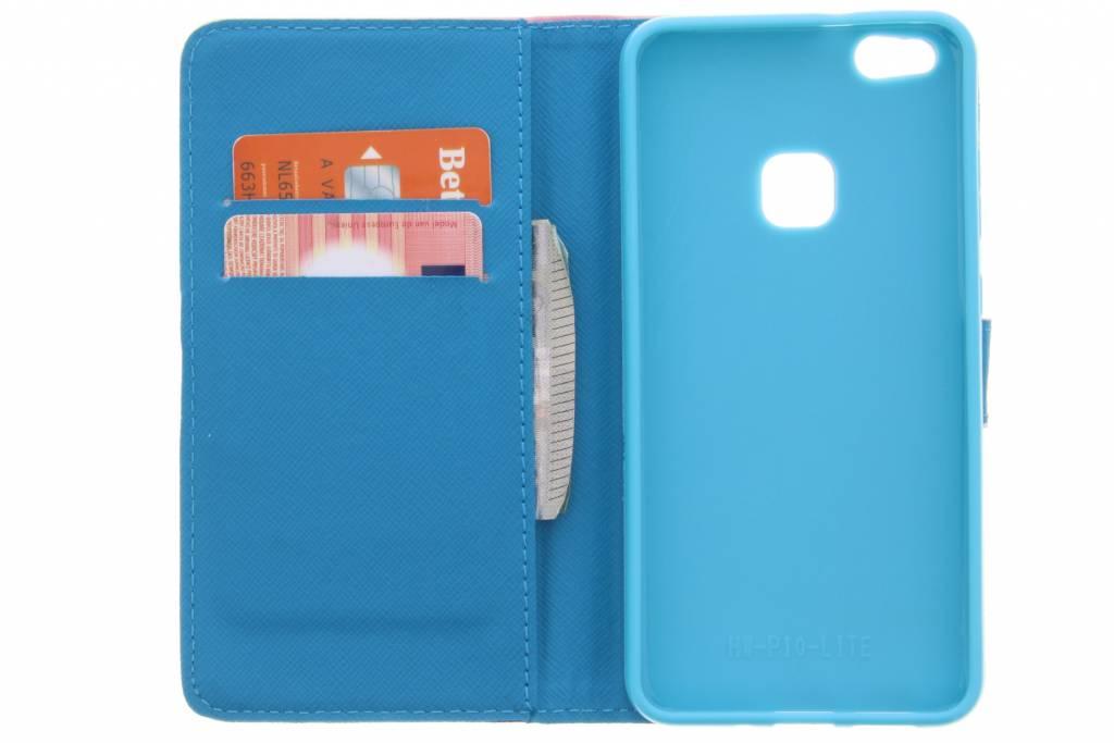 Design Paris Booktype Tpu Case Pour Huawei P10 j40abGJD