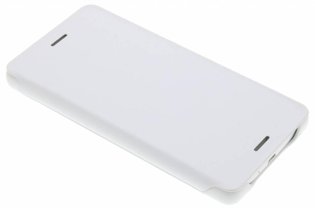 Sony Style Flip Cover voor de Xperia X - Wit