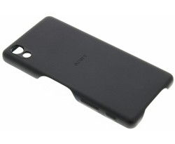 Sony Style Back Cover Xperia X - Zwart