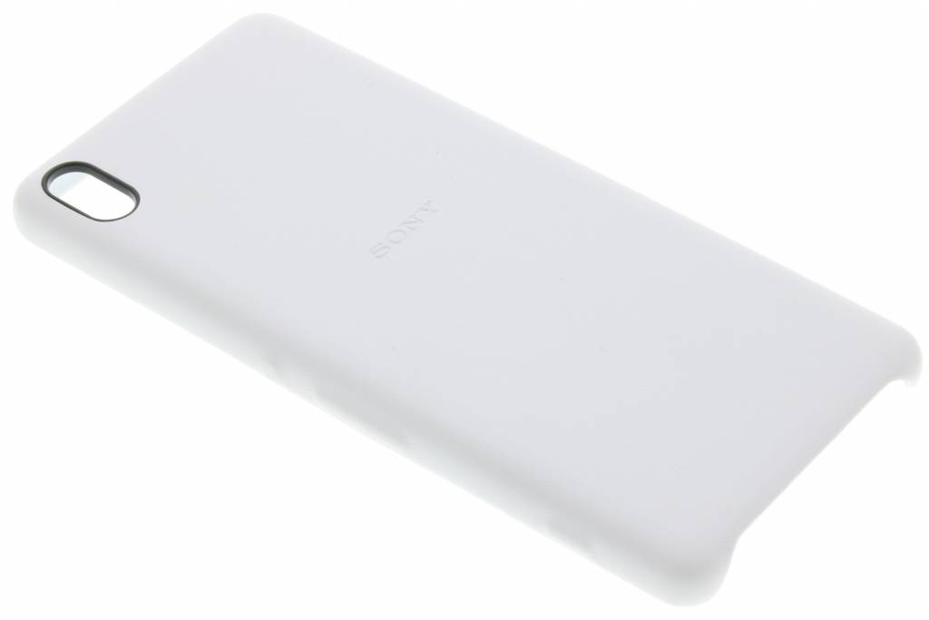 Sony Style Back Cover voor de Xperia X - Wit