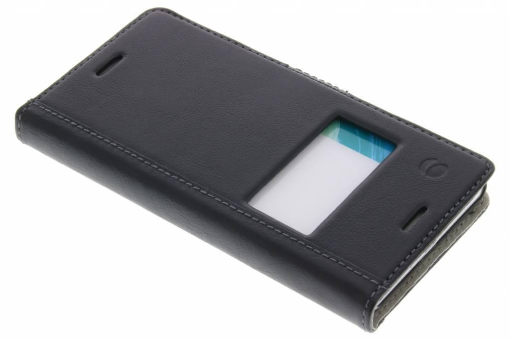 Krusell Sigtuna SmartCase voor de Sony Xperia X - Zwart
