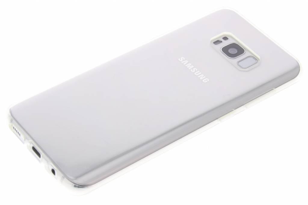 Il Est Clair Que La Peau Protégée Transparent Pour Samsung Galaxy S8, Plus