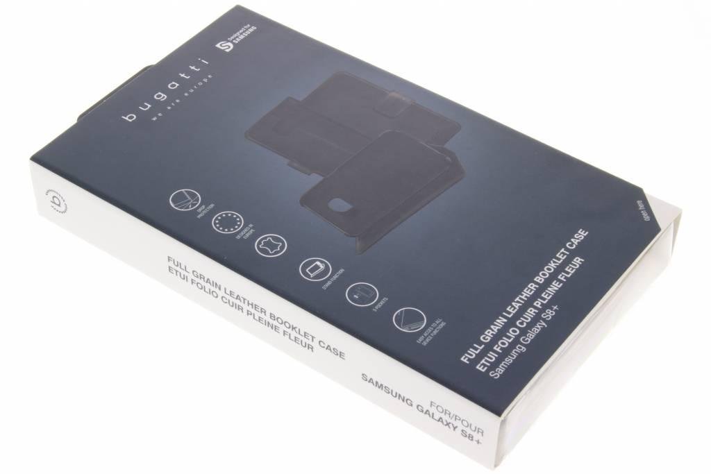 Couverture Du Livre Noir Zurich Pour Samsung Galaxy S8, Plus