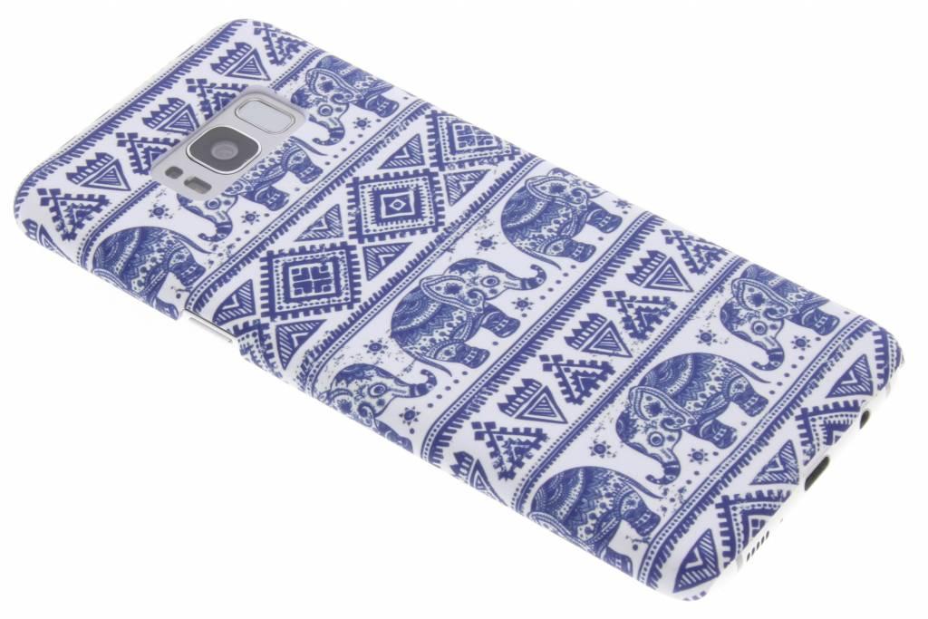 Olifant design hardcase hoesje voor de Samsung Galaxy S8 Plus