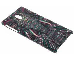 Aztec animal design hardcase Nokia 3