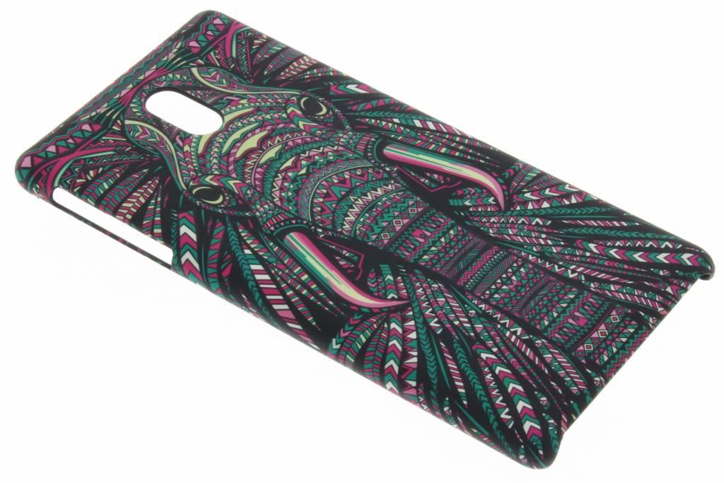 Olifant aztec animal design hardcase hoesje voor de Nokia 3