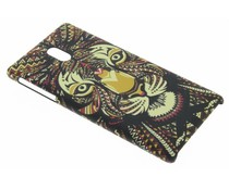 Aztec animal design hardcase Nokia 3