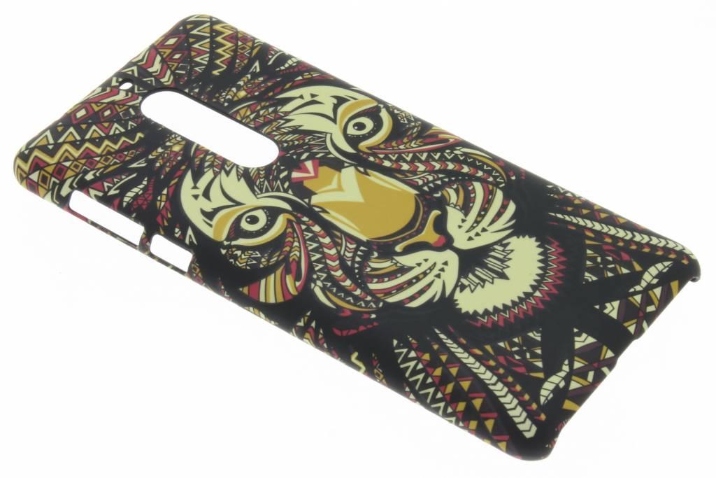 Tijger aztec animal design hardcase hoesje Nokia 5