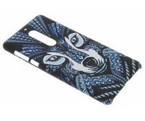 Aztec animal design hardcase hoesje Nokia 5