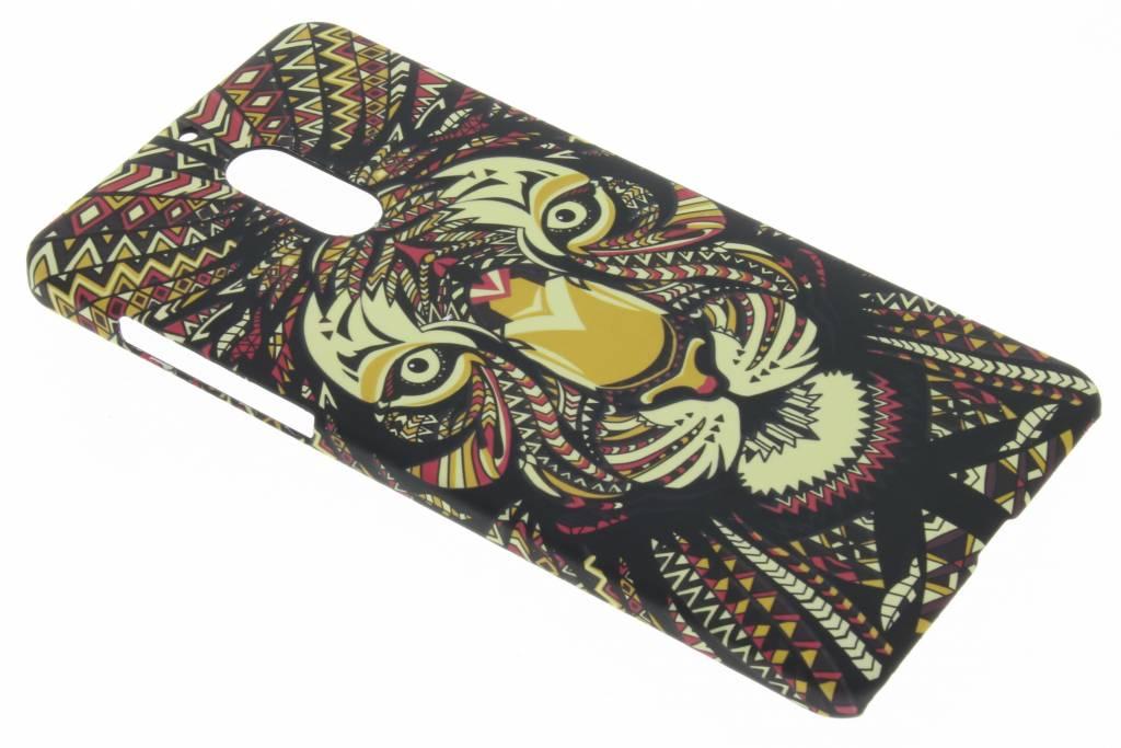 Tijger aztec animal design hardcase hoesje voor de Nokia 6