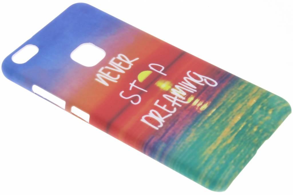 Dreaming design hardcase hoesje voor de Huawei P10 Lite
