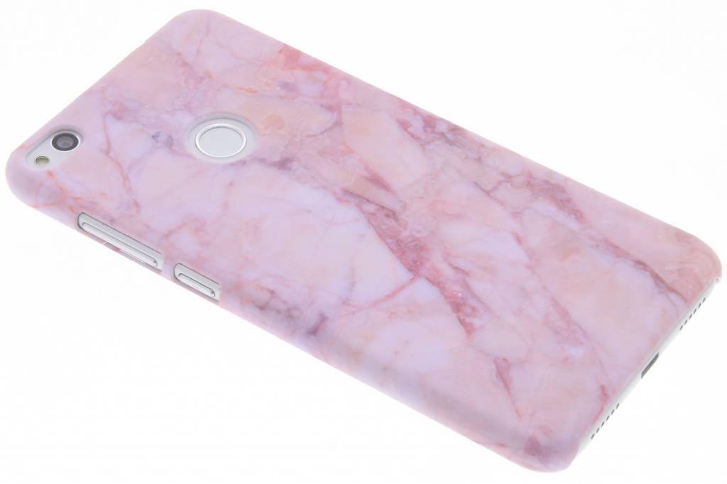 Conception De Marbre Rose, Étui Rigide Pour Huawei P10