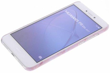 Conception De Marbre Rose, Étui Rigide Pour Nokia 6